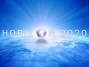 Logo of the European Union's Horizon 2020 research programme